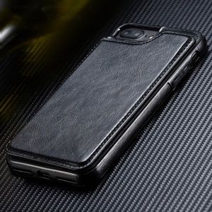 Accessories - iPhone Leather Flip Cover with Wallet Case